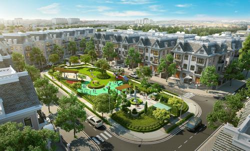 Thanh toán 1% mỗi tháng có cơ hội sở hữu căn hộ Victoria Village
